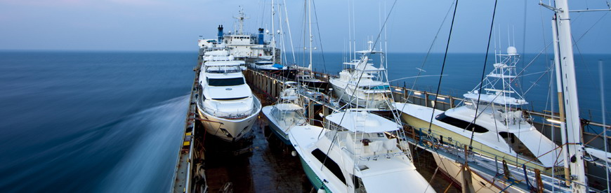 international boat shipping companies from usa