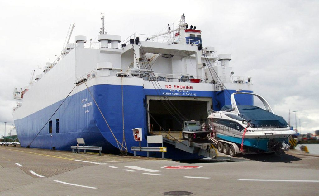 roro boat shipping international